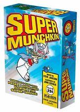 SUPER MUNCHKIN - Gioco da Tavolo Carte Base italiano Nuovo RDMU20 by Raven