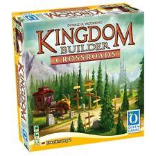 KINGDOM BUILDER - EXPANSION 2: CROSSROADS - Queen Games 61081 - MULTILINGUAL