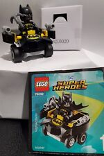 Lego DC Comics Super Heroes - Batman and His Buggy Split from 76092