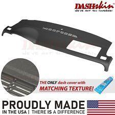 Dash Cover Skin Cap Overlay 07 08 09 10 11 12 13 14 Tahoe Suburban Yukon Black Fits 2007 Chevrolet Suburban 1500