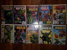 MARVEL COMICS LOT: INCREDIBLE HULK #431-440 (1997)