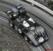 Mick Humphreys Custom HO Aurora AFX Shadow Can Am Jack Daniels Racing Livery #07