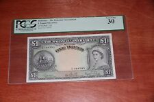 Bahamas ND 1953, 1 Pound, P15d, PCGS VERY FINE 30