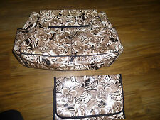"""MICHE ~Lucy~ """"GO ANYWHERE"""" BAG PRIMA Diaper Bag Shell & Changing Pad EC!!"""