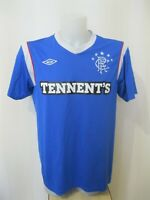 Glasgow Rangers 2011/2012 Home Size L umbro football shirt jersey soccer maillot