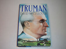 TRUMAN--SIGNED by DAVID McCULLOUGH--HARDCOVER (PRESIDENT HARRY S. TRUMAN)