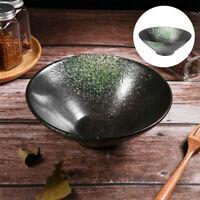 """1000ML Japanese Ramen Bowl Noodle Soup Rice Bowl 8"""" Porcelain Salad Bowl"""
