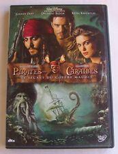 DVD PIRATES DES CARAIBES : LE SECRET DU COFFRE MAUDIT - Johnny DEPP