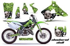 KAWASAKI KX 125/250 Graphic Kit AMR Racing Decal Sticker Part KX125/250 94-98 CS