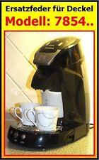 M- Feder, Ersatzteil f.Senseo Latte Select,Modell HD7854, Feder für Hebel Deckel