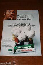BE17=1972=PALMOLIVE CREMA DA BARBA=PUBBLICITA'=ADVERTISING=WERBUNG=