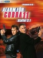 "ALARM FÜR COBRA 11 ""STAFFEL 2.1""  3 DVD NEW"