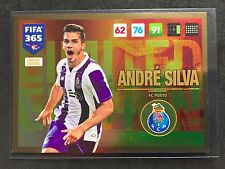 2016-17 Panini Adrenalyn 365 Update Andre Silva Limited edition Gold rookie card