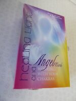 Healing Light and Angel Cards Working with Your Chakras by Saleire Cards & Guide