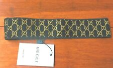 Gucci Black Elastic unisex headband