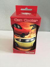 4 X Official Holden Car Stubby Can Holder Cooler 10.7 X 7cm