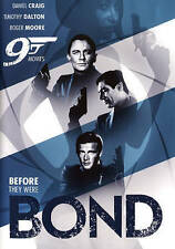 Before They Were Bond: 9 Movies DVD Box Set Daniel Craig, Roger Moore James Bond