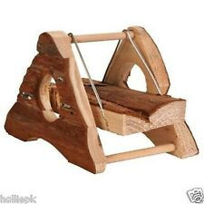 Trixie Wood Swing Toy For Hamster / Mouse & Other Small Animals 6087