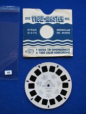 VIEW-MASTER - By the Zuider Zee  , Holland   Reel # 1900