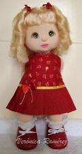 Holiday dress for My Child doll