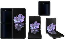 SAMSUNG GALAXY Z FLIP 256GB 8GB RAM 4G Nero IT Smartphone Pieghevole Folder