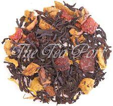 Pumpkin Spice Loose Leaf Flavored Black Tea - 1/4 lb