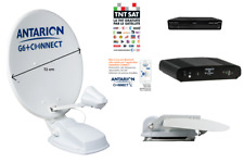 Kit Antenne satellite Automatique ANTARION 72 cm G6+ CONNECT TNTSAT