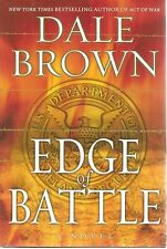 Edge of Battle by Dale Brown (2006, CD, Unabridged)