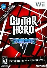 *NEW* Guitar Hero: Van Halen - Nintendo Wii