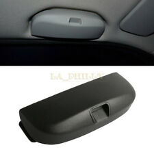 Black Roof Sunglasses Holder Storage Box Case For Mercedes Benz W205 W203 W204