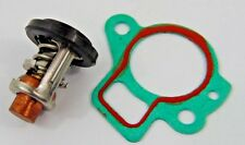 YAMAHA OUTBOARD THERMOSTAT  & GASKET FT9.9 F9.9 F15 F25 F30 F40   66M-12411-00