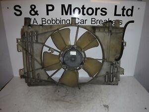 Toyota Avensis 03-06 1.8 Petrol Denso Radiator Cooling Fan 260905E15B