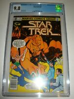 Marvel Comics Star Trek # 14 CGC 9.8 Newsstand