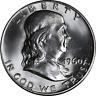 1960-D Franklin Half Dollar Nice BU