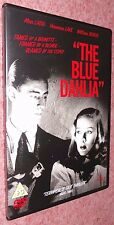 THE BLUE DAHLIA UK R2 DVD, ALAN LADD, VERONICA LAKE, WILLIAM BENDIX, Film Noir