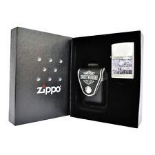 Zippo Harley Davidson® Geschenkset HD Age + Feuerzeug + Etui