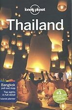 Lonely Planet Thailand (Travel Guide) NEW BOOK
