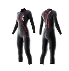 2XU Womens T:2 Triathlon / Open Water Swimming Wetsuit Large RRP £230