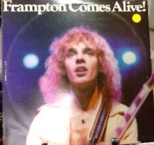 PETER FRAMPTON Frampton Comes Alive Album Released 1976 Vinyl/Record Album USA