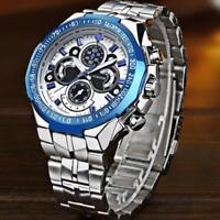 Montre Sport Luxe Top Marque Homme Bracelet Métal Fashion Men watch PROMO