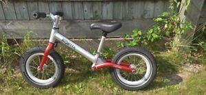 Aluminium balance bike by Kokua 2-5 years old