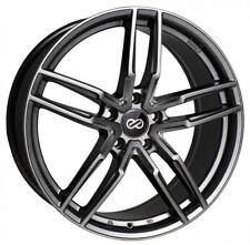 bmw e60 wheels 18 ebay BMW E90 18x8 enkei rims ss05 5x120 40 hyper gray rims fits bmw 525xi e60 awd