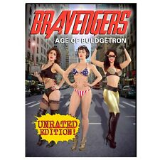 Bravengers Unrated Edition - Avengers Spoof  (DVD)