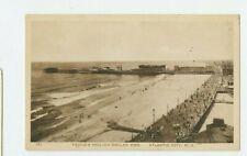 Vintage Postcard Young's Million Dollar Pier Atlantic City New Jersey
