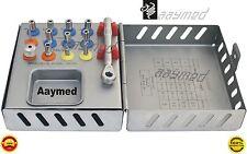 Dental Bone Compression Kit 13 Pcs. Prosthodontics Dental Implants Instrument CE