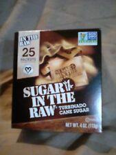 Sugar In The Raw Natural Cane Turbinado Sugar 4 OZ packets