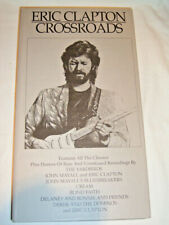 4 CD Box - Eric Clapton Crossroads - Booklet 43 Sides # R