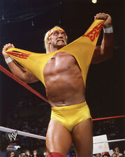 Pro Wrestler HULK HOGAN Glossy 8x10 Photo Wrestling WWF Print WWE Poster