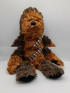 Chewbacca build a bear Plush Star Wars