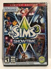 The Sims 3: Showtime (Windows/Mac: Mac and Windows, 2012) SEALED